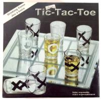 Tic-Tac-Toe Drinking Game