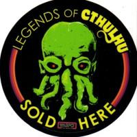 Legends of Cthulhu Window Cling