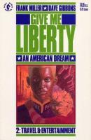 Give Me Liberty Vol. 2 - Travel Z& Entertainment