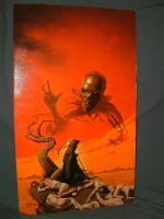 "TSR Ravenloft - Lord of the Necropolis - 12"" x 20"" Original Painting"