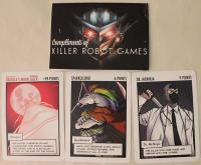 Legendary Showdown - Collectors Cards