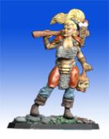Makayla - Human Barbarian