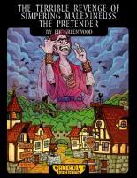 Terrible Revenge of Simpering Malexineuss the Pretender, The (AD&D 1e) (1st Printing)