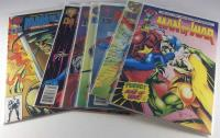 Man of War - Complete Series, 7 Issues!