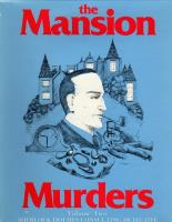 Vol. 2 - The Mansion Murders (1984 Edition)