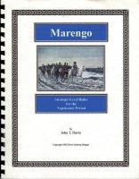Marengo - Strategic Level Rules for the Napoleonic Period