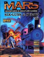 "#5 ""Six-Guns & Steam, The Great Rail Wars Express, WarZone"""