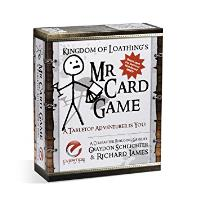 Mr. Card Game (Kickstarter Edition)