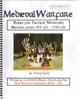 Medieval Warfare - Rules for Tactical Battles 450-1500 AD