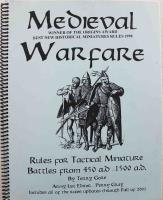 Medieval Warfare - Rules for Tactical Battles 450-1500 AD (2001 Edition)