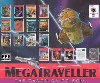 MegaTraveller - The Canon on CD-Rom
