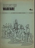 """Vol. 1, #2 """"Notes on Crossbows & Longbows, Napoleonic Formations, Combined Display & Carrying Case"""""""