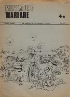 "Vol. 1, #4 ""American Civil War Ordinance, Speeds of Modern Tanks, Tips for Tank Builders"""