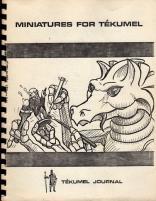 Tekumel Journal - Miniatures for Tekumel