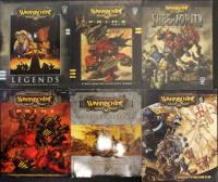 Warmachine MK I Rulebook 6-Pack!