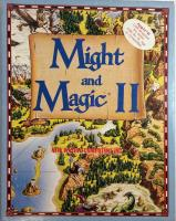 "Might and Magic II (Apple II 5 1/4"")"