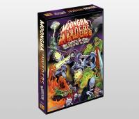 Moongha Invaders (2nd Edition, Kickstarter Edition)