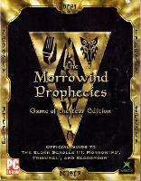 Official Guide to the Edler Scrolls III - The Morrowind Prophecies