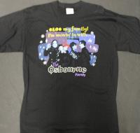 'Moving in with the Osbourne Family' T-Shirt (L)