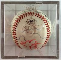 Magic Artists Autographed Baseball