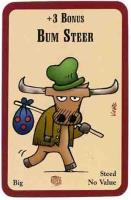 Good, The Bad, and the Munchkin, The - Bum Steer