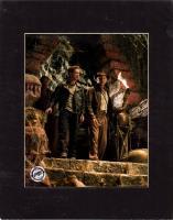 Mutt Williams & Indiana Jones
