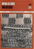 "Vol. 2, #11 ""Army of the Potomac, English Civil War, French Army Uniforms"""