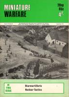 "Vol. 3, #8 ""Sturmartillerie, Nuclear Tactics"""