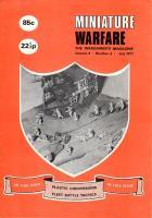 """Vol. 4, #6 """"Plastic Conversions, Fleet Battle Tactics"""""""