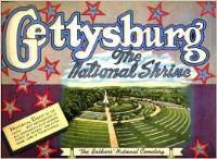 Gettysburg - The National Shrine (People's Pictorial Edition)