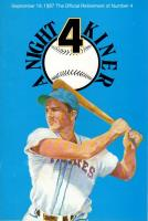 A Night 4 Kiner - Official Retirement of #4