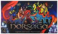 Norsaga Complete Collection - Base Game + Both Expansions!