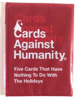 12 Days of Holiday BullS*** - Five Cards that Have Nothing to Do with the Holidays