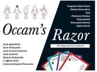 Occam's Razor - The Diagnostician's Dilemma