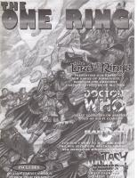 "#1 ""The Lord of the Rings, Doctor Who, Fantasy Armies"""
