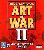 Operational Art of War II, The - Modern Battles 1956-2000