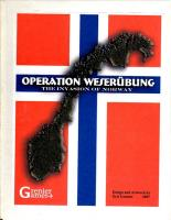 Operation Weserubung - The Invasion of Norway