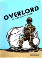Overlord - The Normandy Campaign (Bookshelf Size Blue Box)