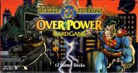 Batman & Superman Starter Deck Box