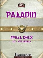 Paladin Spell Deck