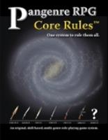 Pangenre RPG - Core Rules (1st Edition)