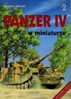 Panzer IV in Miniature w/Decals (Polish)