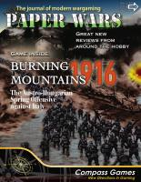 #89 w/Burning Mountains 1916