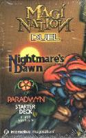 Nightmare's Dawn - Paradwyn Starter Deck