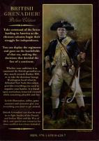 British Grenadier! - Gaming the Wars for America 1775-1783