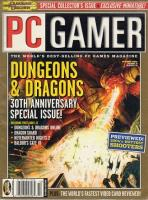 "Vol. 11, #10 ""Dungeons & Dragons Online, Dragon Shard, Baldur's Gate III"""