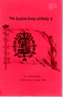 Spanish Army of Philip V, The