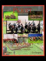 Archon - Ancient & Feudal Supplement 2000 B.C. - 1200 A.D. (2nd Edition)