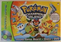 Pokemon Champion Island DVD Board Game