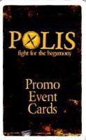 Polis - Promo Event Cards